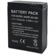 EH GoPro HD Hero 3 Batería De La Cámara 1050 MAh