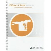 Sissel Manuale B.B.U. Pilates Chair, inglese