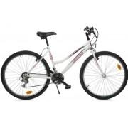 "Bicicleta MTB Good Bike Oklahoma, Roti 26"" (Alb/Roz)"