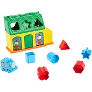 Fisher-Price My First Thomas The Train Tidmouth Shape Sorter