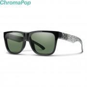 Smith Sluneční brýle Smith Lowdown 2 black canvas splatter