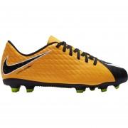 Zapatos Fútbol Niño Nike Jr HypervenomX Phade III FG + Medias Largas Obsequio