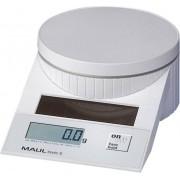 Cântar poștal Maul MAULtronic S 2000 max. 2 kg rezoluţie 0.5 g alb