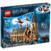 Конструктор ЛЕГО Хари Потър - Голямата зала на Hogwarts, LEGO Harry Potter, 75954