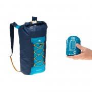 Forclaz Sac à dos TRAVEL ultra compact 20 litres imperméable bleu - Forclaz