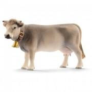 Barna szarvasmarha tehén Schleich