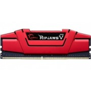 Kit Memoria RAM G.Skill DDR4 Ripjaws5 Red, 3000MHz, 16GB (2 x 8GB), Non-ECC
