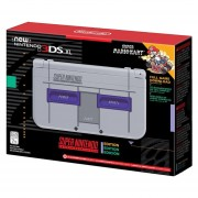 Consola Nintendo 3DS XL Super Nes Edition