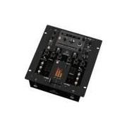 Nox 202 - Mixer Dj Pro 2 Canais Nox202 Behringer