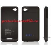 Acumulator Extern Husa pentru iPhone4