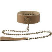Ouch! Collar with Leash - collare con guinzaglio