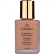 Collistar Foundation Perfect Wear maquillaje líquido resistente al agua SPF 10 tono 3 Natural 30 ml