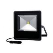 Qaledo LED Slim Floodlight 10Watt 4000K (IP65)