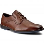 Обувки CLARKS - Prangley Walk 261232567 British Tan