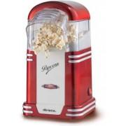 Aparat de facut popcorn Ariete 2954, 1100 W (Rosu)