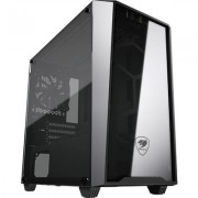 COUGAR MG120-G, Mini Tower, Mini ITX / Micro ATX, USB3.0 x 1, USB2.0 x 1, Mic x 1 / Audio x 1, Reset Button, Standard ATX PS2, E