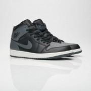 Jordan Brand air jordan 1 mid Black/Dark Grey/Summit White