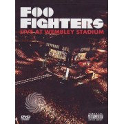 Video Delta Foo Fighters - Foo Fighters - Live at Wembley stadium - DVD