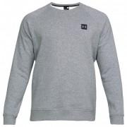 Under Armour - Rival Fleece Crew - T-shirt technique taille XL, gris