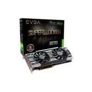 Placa de Vídeo VGA NVIDIA EVGA GEFORCE GTX 1080 8GB SC GAMING ACX3.0 GDDR5X 256 bits 4K Ready PCI-E 3.0 08G-P4-6183-KR