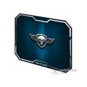 Mousepad Spirit of Gamer- WINGED SKULL Blue (295 x 235 x 3mm; albastru)