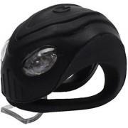Futaba Alien Head Design Bicycle Led Light - Black