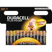 Duracell Plus Power AAA 12pk