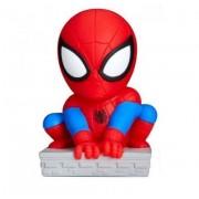 Spider-Man Spiderman figur, 2 i 1 Fick- och nattlampa