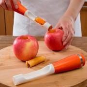 Descorazonador De Manzanas Frutas Y Verduras Naranja