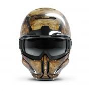 Casca Ski & Snowboard - Ruroc - RG1-DX Forge + Smartwatch Cadou!