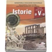 Istorie manual clasa a V-a - Alina Pertea Doina Burtea Gheorghe Florin Ghetau Ljuba Sazon-Gheorghita