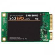 Диск SSD Samsung 860 EVO Series, 1TB 3D V-NAND Flash, mSATA, MZ-M6E1T0BW