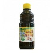 Ulei din seminte de in presat la rece, 250 ml