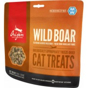 ORIJEN FREEZE DRIED jutalomfalatok Wild Boar Cat 0,035kg