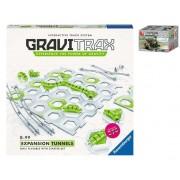 Set accesorii Gravitrax Tunel cu Set de constructie Sluban – Soldat , 24 piese