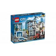 Lego Klocki konstrukcyjne LEGO City Posterunek Policji 60141