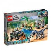 Конструктор Лего Джурасик Свят - Схватка с барионикс: търсене на съкровище, LEGO Jurassic World, 75935