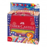 SET DESEN SI PICTURA FABER-CASTELL GRIP JUMBO CIRCUS - FC201352