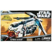 Hasbro Star Wars Clone Wars Republic Gunship