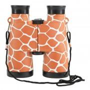Merkloos Speelgoed verrekijker voor kinderen giraffe print