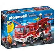Playmobil City Action, Masina de pompieri cu furtun