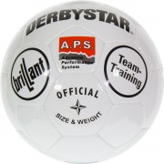 Derbystar Retro voetbal - Wit