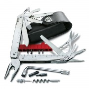 Briceag Multifunctional Victorinox Swiss Tool Spirit CS Plus One Size, 39 Functii, 11.5cm