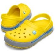 Crocs Women Yellow Clogs