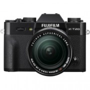 Fujifilm X-T20 kit 18-55mm, Negru