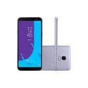 Smartphone Samsung Galaxy J6 64GB Dual Chip Android Octa-Core Tela 5.6 4G Câmera 13MP