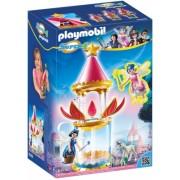 Super 4 - turnul floare al zanelor Playmobil