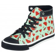 Pussy Deluxe Lovely Watermelon Damen-Sneaker high