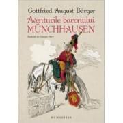 Aventurile Baronului Munchhausen - Gottfried August Burger