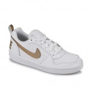 Pantofi sport copii Nike COURT BOROUGH LOW EP BV0745-100